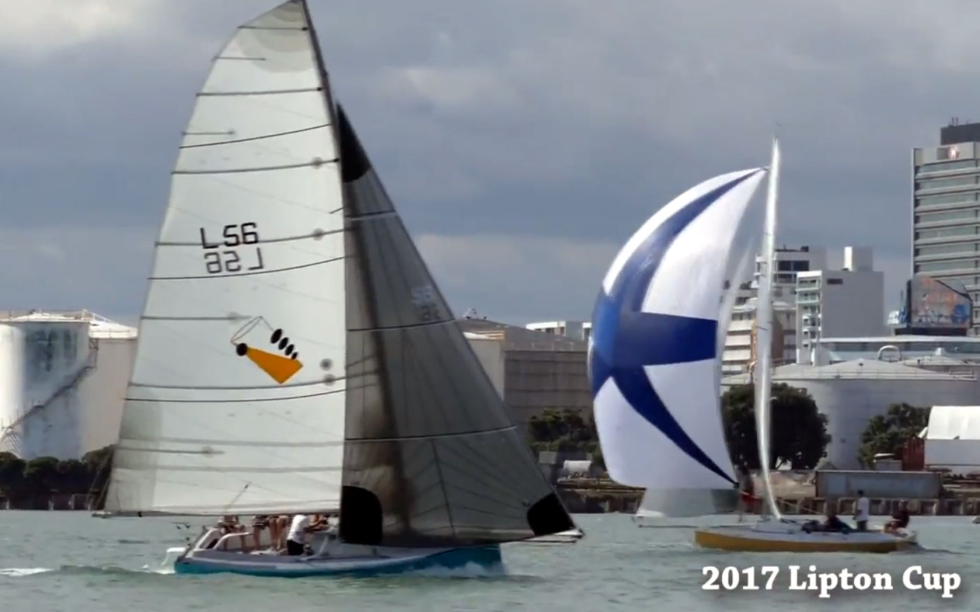 Lidgard Sailmakers - Lidgard_Sails_MulletBoats1stAnd2nd.jpg
